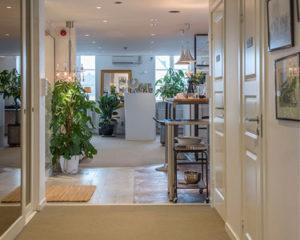 Kontoret Visby har kontorsplats med bra läge.